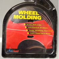 """Style Guard Wheel and Body Molding #T3905C, 5/8"""" x 18' - Chrome"""