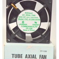 Commonwealth Rodale AC Axial Fan 120V AC-Ball Bearing #RC-A12M15HTB