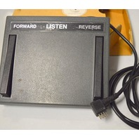 Harris Lanier Dictation Foot Control Pedal LX-055-7