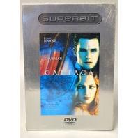 Gattaca DVD Movie w/Ethan Hawke and Uma Thurman- Unopened