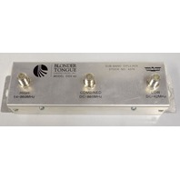 Blonder Tongue Sub-Band Diplexer #4376, Model #DSV-42.