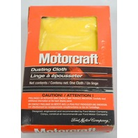 Motorcraft #012267 Dusting Cloth - Designed and Engineered by Ford Motor Co.