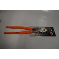 """Grip #57394 12"""" Heavy Duty Linesman Pliers - Heat treated steel."""