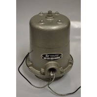 FEDERAL SIGNAL 120 VOLTS .80 AMP MODEL 20 EXPLOSION PROOF SIREN
