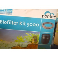 Pontec Stream / Pond Kit. #55988, Marathon 1000 pond pump w/energy saving motor.