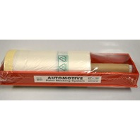 "Automotive Paint Masking System 43"" x 115' Part #89131"