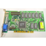 Diamond Multimedia Video Card 1996 PN#23033206-405 Rev.B
