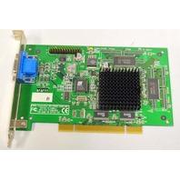 nvidia Graphic Video Card #180-P002-0000-B01, 16 mb.