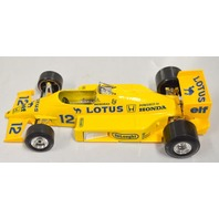 Burago-New Demo from display 1/24 scale Lotus 97T Made in Italy.