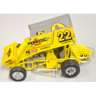 Sprint 1/24 Scale Racing Champion #22 Jac Handenschild - Used in display