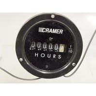 Cramer Hour Meter 115 VAC 60Hz