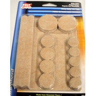 Shepherd #9947 - Felt Gard Value Pack-27 Pcs Heavy duty felt pads.