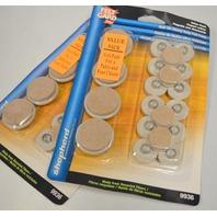 Shepherd #9936 Felt Gard Value Pack 20 Nail-On Heavy duty felt pads - 2 packs
