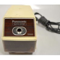 Panasonic Auto-Stop Electric Pencil Sharpener - Used - Works.