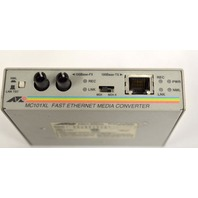 Allied Telesyn MC101XL Fast Ethernet Media Converter