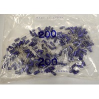 Nichicon Capacitor 22uf 25V Electrolytic - 5x11mm - Bag of 200 pcs.