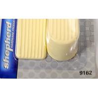 Shepherd #9162 Rubber Door Wedges - Off White - 2 Pack