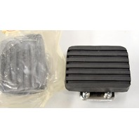 Rocky #17 0593 Safety Bar Foot Pad for Mini Bike - 1 1/8 hardware - 2 per package