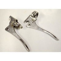 Handle Bar Brake Lever for Bikes - 1 pair.  They have some discoloration from sitting.