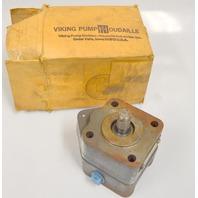 Viking Hydraulic Log Splitting Pump, Model#GP-0550-A0O, Single Stage.