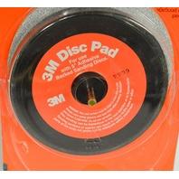 "3M #9176NA 5"" Adhesive Backed Disc Sander Kit."
