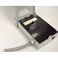 Cutler-Hammer Pull Out Switch #DPU222R Type 3R Enclosure -60A - Rainproof.