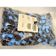 Cable Clips-Self Adhesive Stick Wire Clamp Holder. 1000 pc bag.