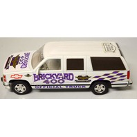1994 Chevy Suburban Brickyard 400, 1/25 Die Cast Commemorative Bank.