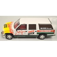 John Force 1994 Suburban by Broofield 1/25 scale truck bank.