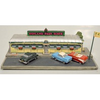 """Highland Park Diner"" by Danbury Mint."