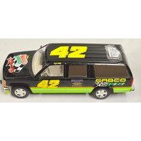 #42 Kyle Petty - Brickyard 400 - 1994 Suburban Bank - by Brookfield.