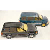 Brookfield 1993 Plymouth Voyager and Grand Cherokee Jeep Banks.