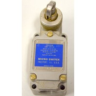 Micro Switch - #3LS1 Precision Limit Switch with roller.