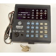 GE #IC610PRG100B, Series One Programmable Controller, w/key and cable.