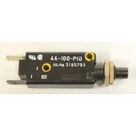 ETA #44-100-P10 Circuit Breaker Thermal Overcurrent 0.3AMP, 250 VAC -new old stock