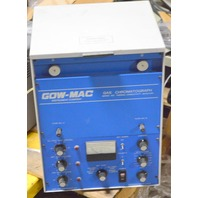 Gow-Mac 350 Model 69-350 Gas Chromatograph Thermal Conductivity Detector-m1143