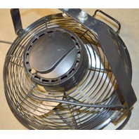 Air King High Velocity Air Circulator - 3 speed. Modle 9314A Type 14HV.