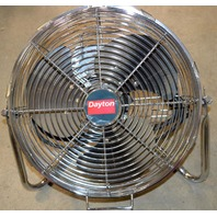 "Dayton Fan Modle 2LY90 - 12"" Dia. Light commercail or home - 3 speed 115V"