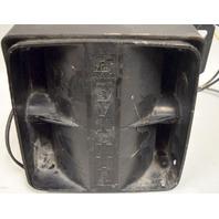 Federal Signal MS100 Series B Dynamax 100 Watt Siren.  SAE EVS3