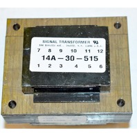 Signal Transformer#14A-30-515 Laminated Transformer Class F-1