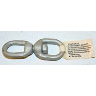"1/4"" Galvanized Forged Eye to Eye Swivel  - 850# Weight Capacity - Campbell"