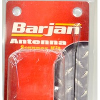 Barjan Scanner Antenna Kit 30 MHz to 1.2 GHz - coax and mobile mirror mount.