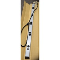 Brooks 10 Outlet 20A Surge Power Strip #APS-48-10-6S -4' body  5' cord - USA