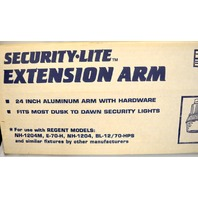 "Security-Lite Extension Arm - 24"" - Fits most Dusk to Dawn Security Lights, by Regent"