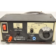 Pasco PI-9598 Function Generator - Powers on.