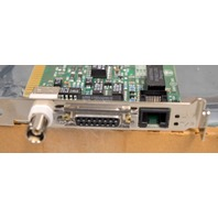 SMC 60-600508-001 REV B ISA ETHERNET CARD  Rev A- Referbished