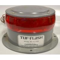 Tuf-Flash High Intensity Red Strobe 110 AC - Used - Working