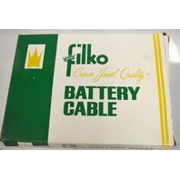 "Filko 53"" Battery Cable #1-553. New old stock."
