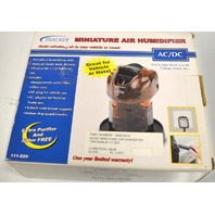 Tracker AC/DC Miniature Air Humidifier #111-820 - For vehicles, hotel, etc.