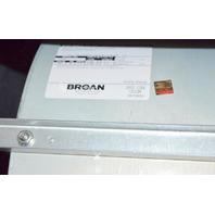 Broan L900 Fan 900 CFM Ceiling or Wall Mount 120V, 60 Hz, 1 Phaze- Bend in Grill